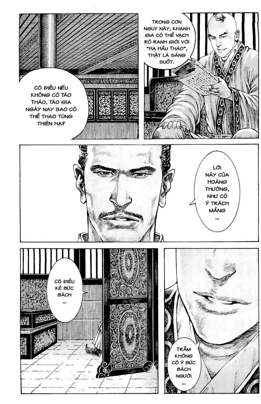 Hỏa phụng liêu nguyên Chương 344: Thiên tử bả tâm [Remake] trang 5