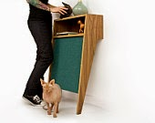 Modern furniture for pets etsy Seattle WA