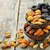 Frutas secas garantem o lado saudável da ceia de Natal