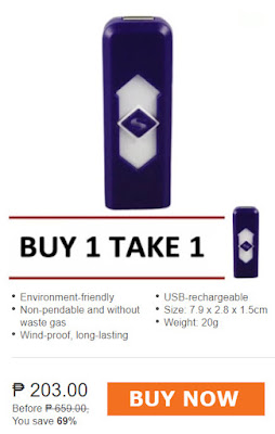 Smart Electronic Lighter