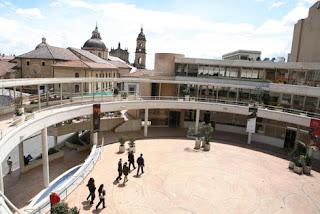 Foto del  Centro Cultural Gabriel García Márquez