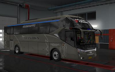 New Shantika GT Yokohama For SR2 NRS