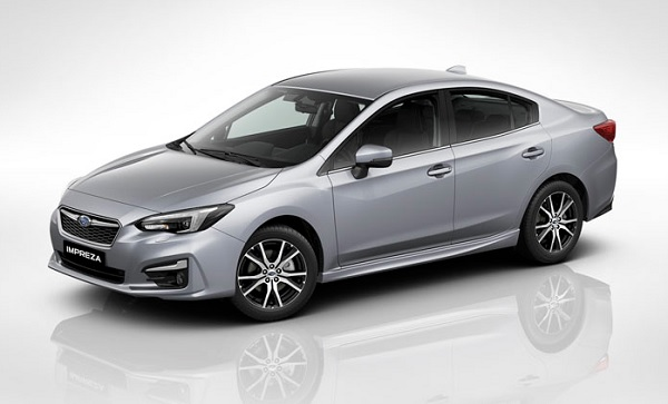 Subaru Impreza Sedán 2018