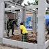 TNI Bantu Bangun Rumah Warga di Desa Senayan Sumbawa Barat