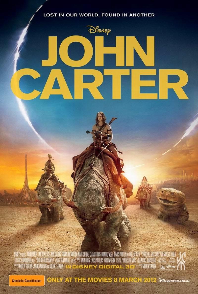 Astral nymphets  John Carter (2012)