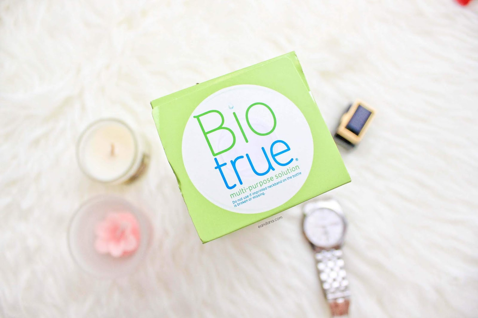 bio true multi purpose solution cap