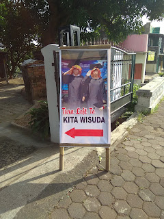 CV. Kita Wisuda lokasi Cirebon