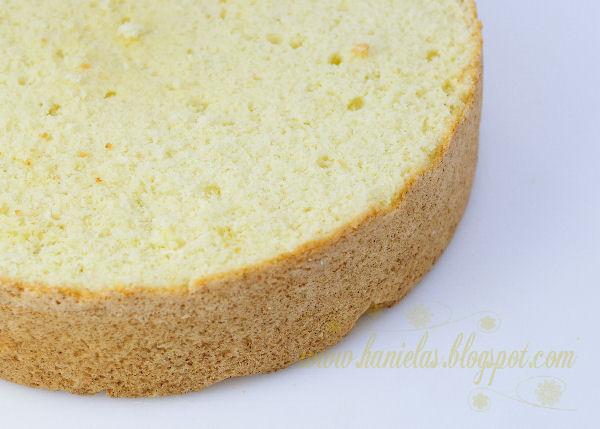 Haniela S Haniela S Easy Sponge Cake