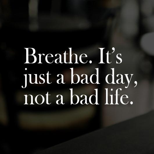 Wordless Wednesday 74 : Breathe