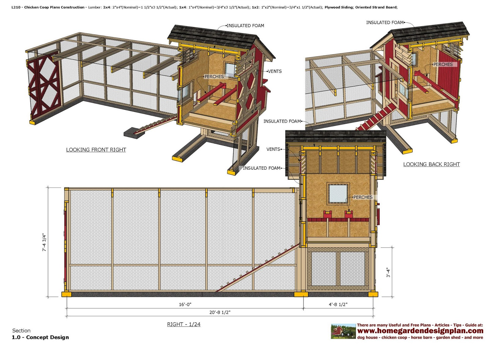 chicken coop building plans pdf