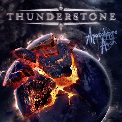Thunderstone - Apocalypse Again - cover album