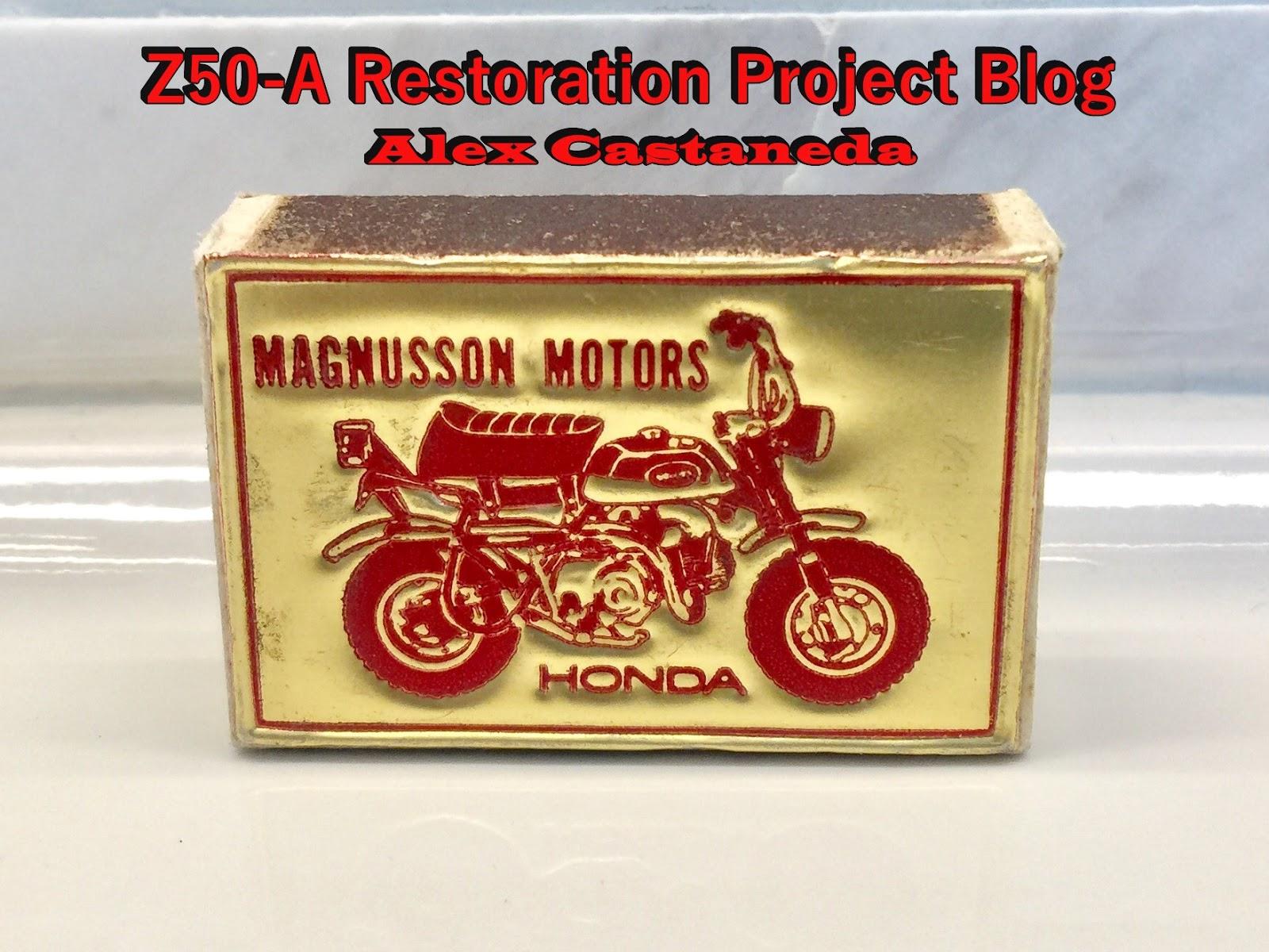 Z50 K2 Promotional Box of Matches / Matchbox - ( Z50A, Mini
