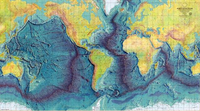 Tectonica de placas y geologia