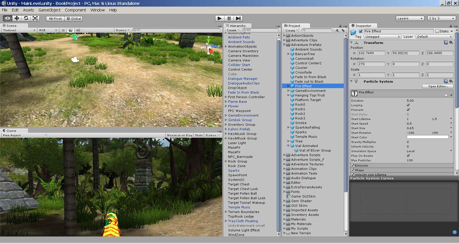Start Coding: Developing a FPS game with Unity3D