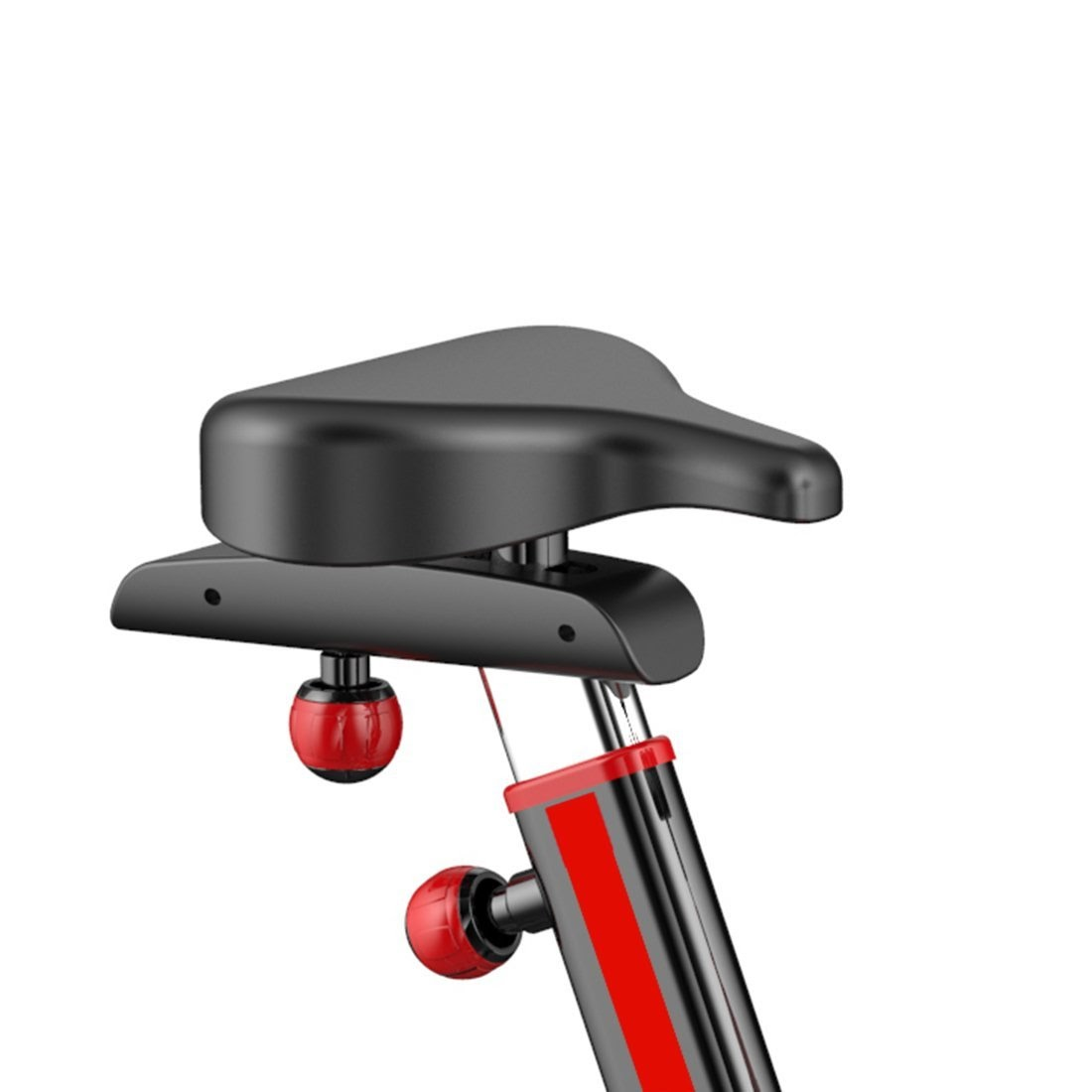 Exercise Bike Zone Fitleader Fs1 Indoor Cycle Spin Bike