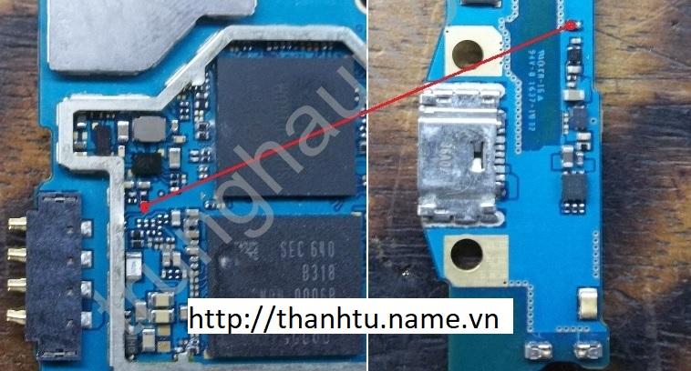 Samsung J3 - J320h Nhiệt Độ Pin Quá Thấp