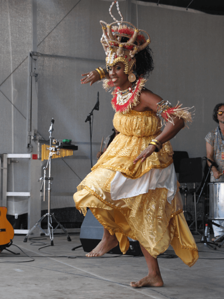 Lizandra Duarte Dança Afro