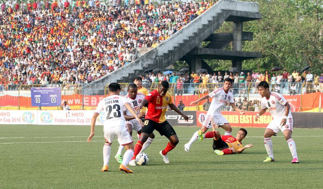 Sporting and Lajong claim semis spot