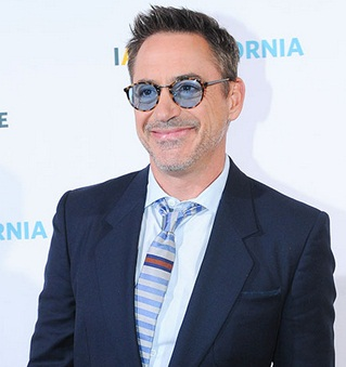 ROBERT DOWNEY JR A.K.A IRON MAN HAIRSTYLES - MENS HAIRSTYLE ...