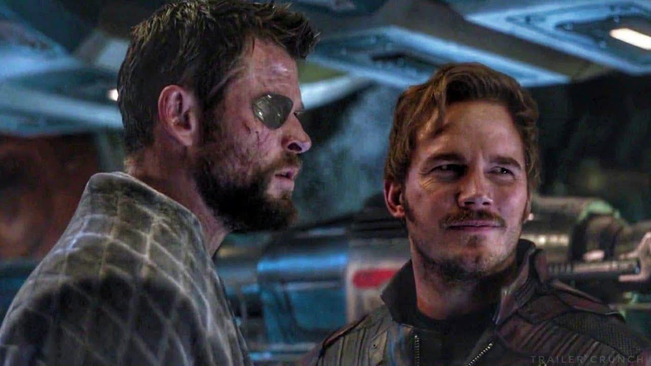Thor em Guardiões da Galáxia 3 Chris Pratt comenta