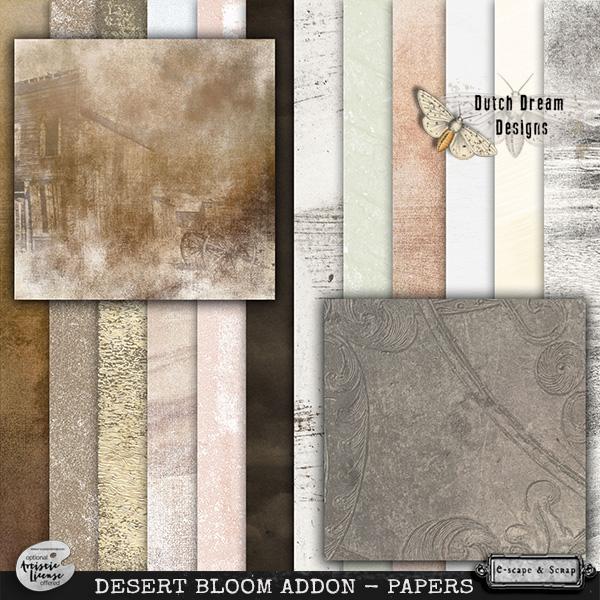 Desert Bloom Papers