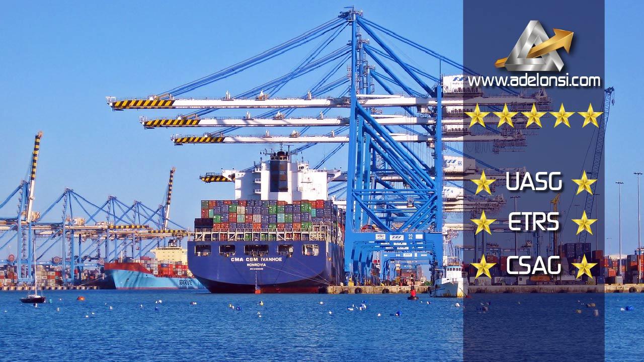 تحليل أسهم العربية المتحدة للشحن والتفريغ وسهم المصرية لخدمات النقل ايجيترانس وسهم القناة للتوكيلات الملاحية