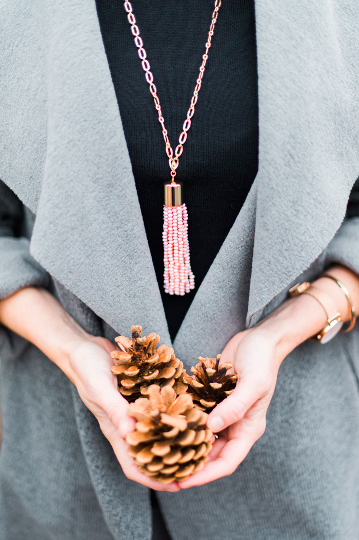 Sugarfix by Baublebar Tassel necklace