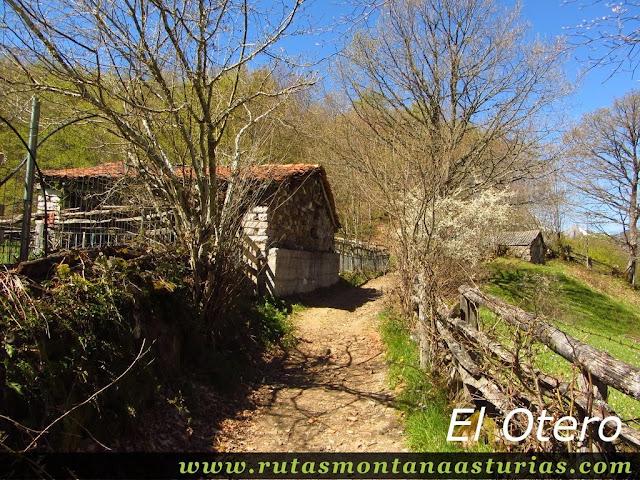 Cabañas en el Otero, Tarna