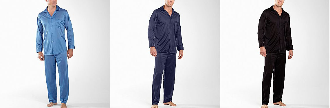 Men Nylon Pajamas 8