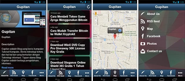 Free Download Gupitan App for Android dan iOS