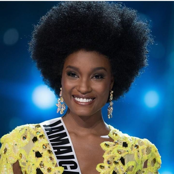 Jamaican Natural Hairstyles: The Other Thing Besides Natural Hair That Miss Jamaica
