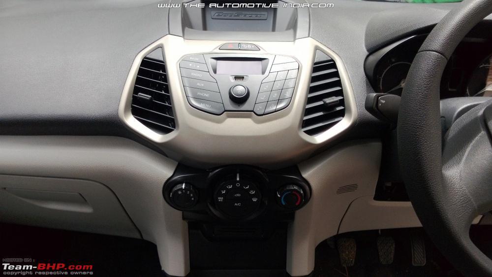 Maruti Suzuki Vitara Brezza Ldi Ldi O Vs Ford Ecosport Ambiente