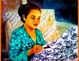 Membuat Batik Cap, Batik Tulis, dan Batik Printing Lengkap