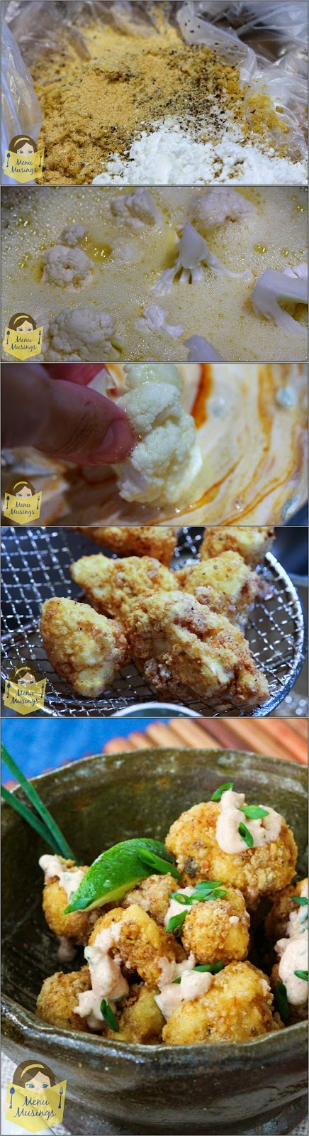 http://menumusings.blogspot.com/2012/07/spicy-fried-cauliflower-bites.html