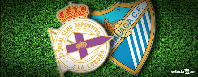 Deportivo La Coruna vs Malaga Full Match And Highlights