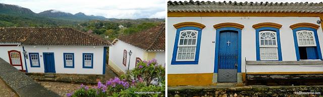 Casario histórico de Tiradentes, Minas Gerais