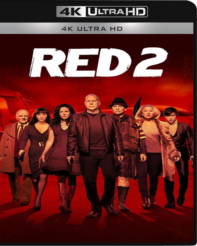 Red 2 [2013] [UHD] [2160p] [Latino]