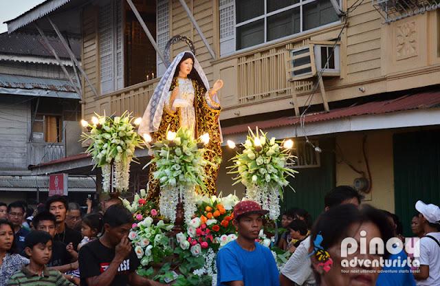 Boac Marinduque Moriones Lenten Rites Photos