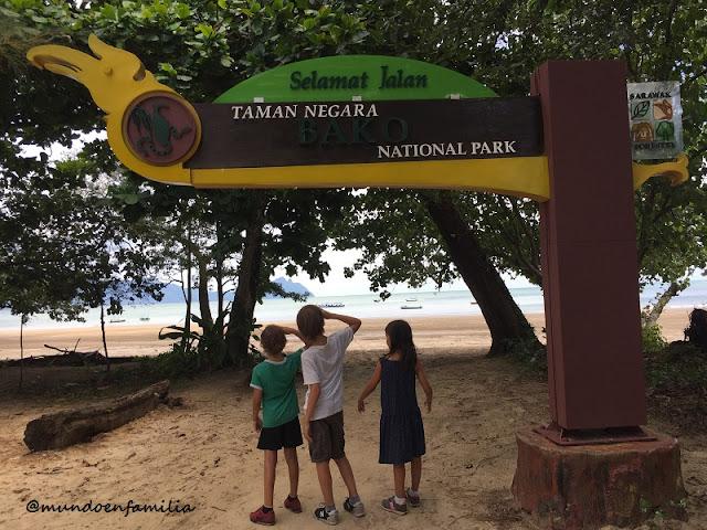 Parque Nacional de Bako