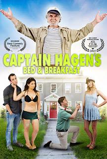 Captain Hagen's Bed & Breakfast Poster
