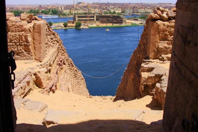 VISITAR O ASSUÃO, e apanhara uma lufada de ar fresco depois do deserto | Egipto
