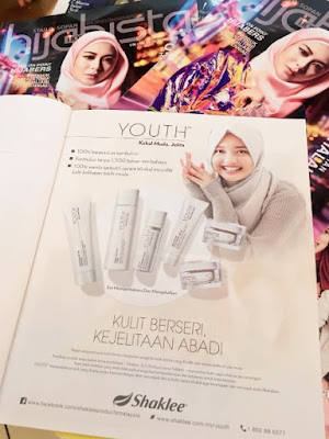 Youth skin care shaklee in hijabista