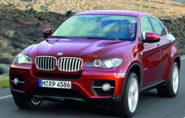 2015 BMW X4M Concept