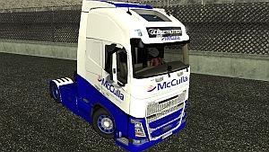 McCulla skin for Volvo 2013