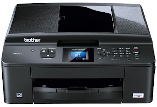 Brother MFC-J430W Driver Downloads and Setup - Windows, Mac, Linux
