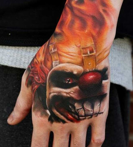 Esta mão tat