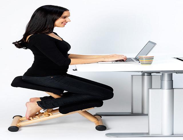 best buy ergonomic desk chair kneeling review
