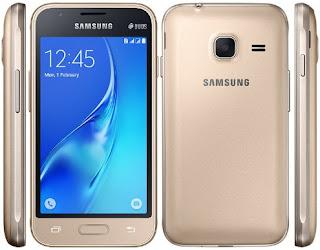 hape Samsung Galaxy J1 Mini 4G diabwah 2 juta