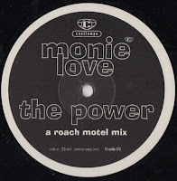 Monie Love - The Power-(Promo CDS)-1993