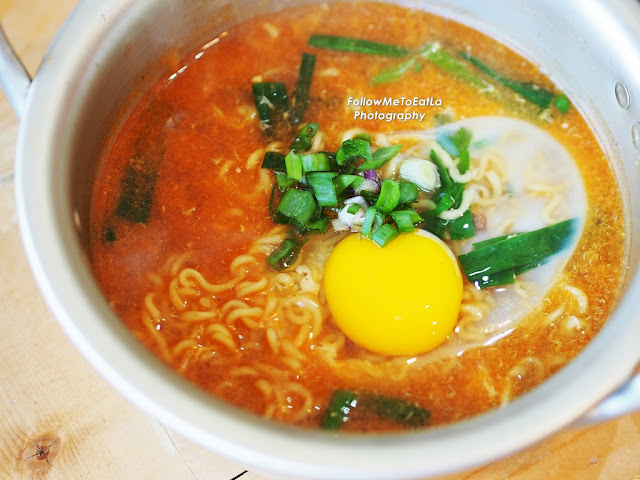 Korean Noodle Shin ramyeon